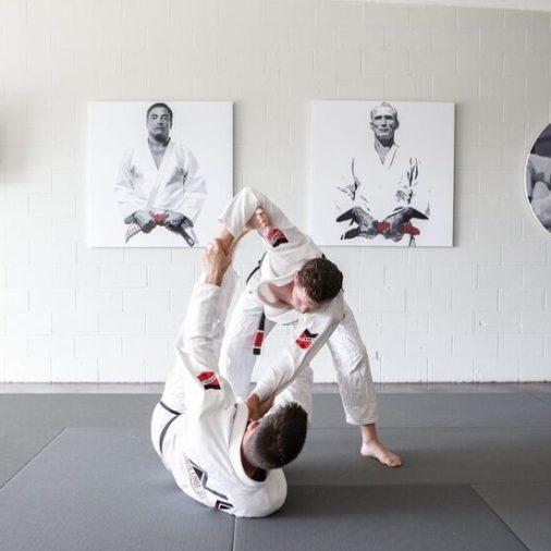 Brazilian Jiu Jitsu in Vista